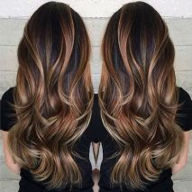 Stunning fall hair colors ideas for brunettes 2017 3
