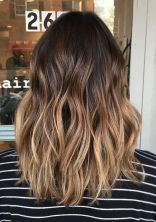 Stunning fall hair colors ideas for brunettes 2017 41