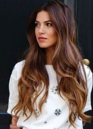 Stunning fall hair colors ideas for brunettes 2017 42
