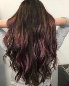 Stunning fall hair colors ideas for brunettes 2017 55