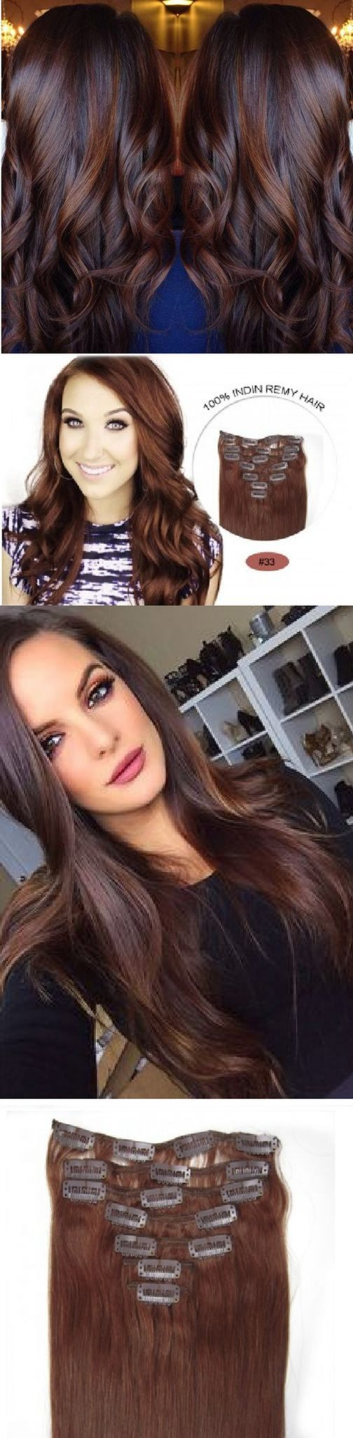 Stunning fall hair colors ideas for brunettes 2017 8