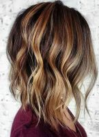 Stunning fall hair colors ideas for brunettes 2017 86