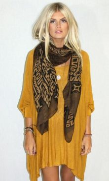 Stylish bohemian boho chic outfits style ideas 14