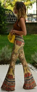 Stylish bohemian boho chic outfits style ideas 22