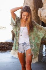 Stylish bohemian boho chic outfits style ideas 30