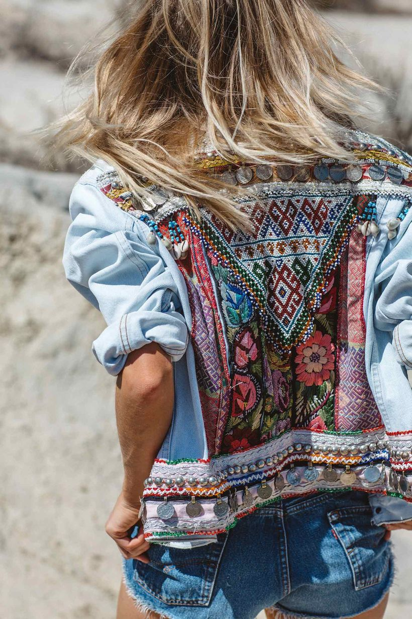 Stylish bohemian boho chic outfits style ideas 61