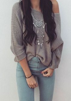Stylish bohemian boho chic outfits style ideas 76