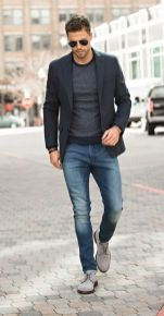 Stylish men's jeans outfits ideas in 2017 38
