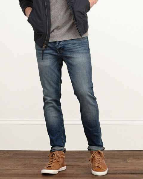 Stylish men's jeans outfits ideas in 2017 56