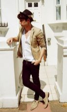 Stylish men's jeans outfits ideas in 2017 67