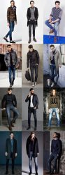 Stylish men's jeans outfits ideas in 2017 72