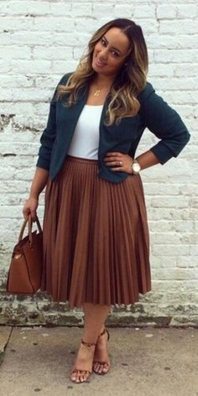 130 Stylish Plus Size Outfits Ideas For Winter 2017 That You Must