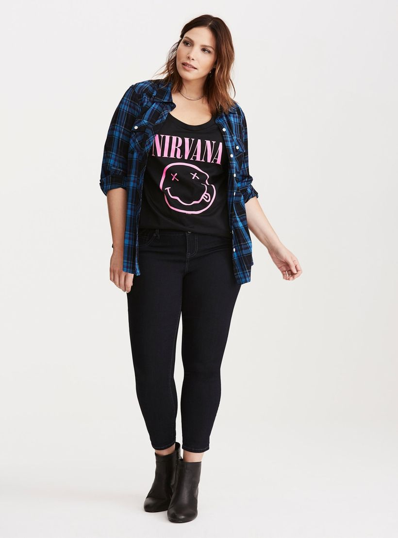 Stylish plus size outfits for winter 2017 136