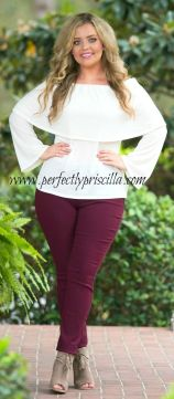 Stylish plus size outfits for winter 2017 70