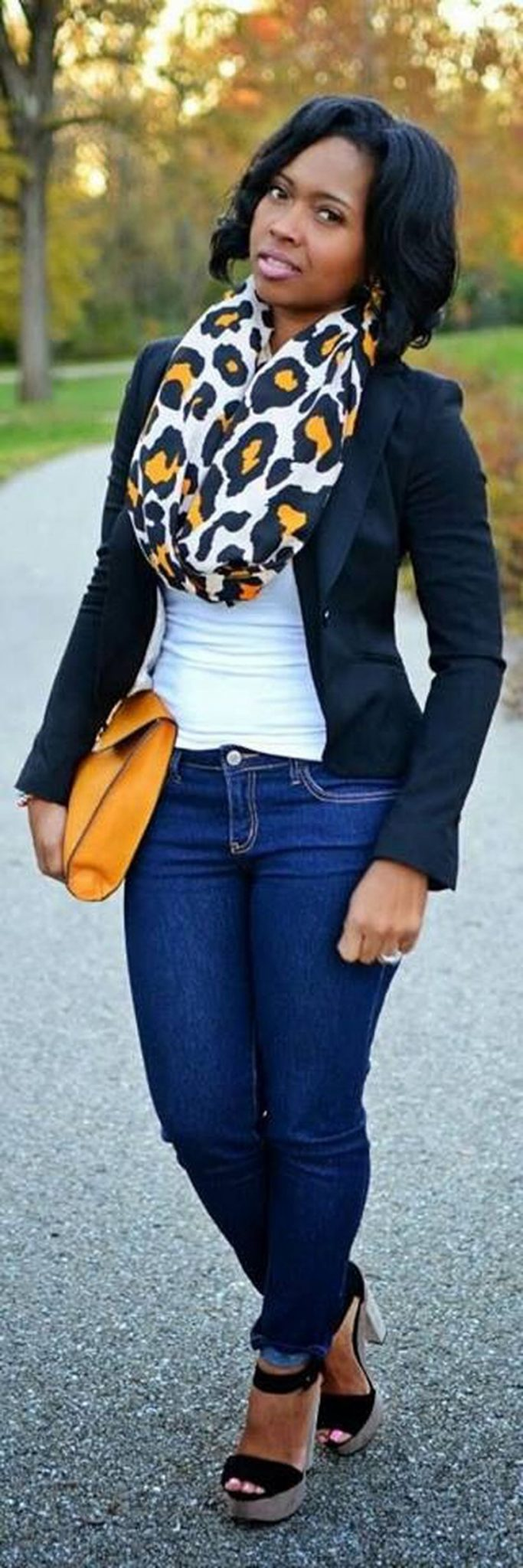 Stylish plus size outfits for winter 2017 98