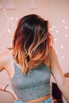 Trendy ombre hair coloring that must you try 11