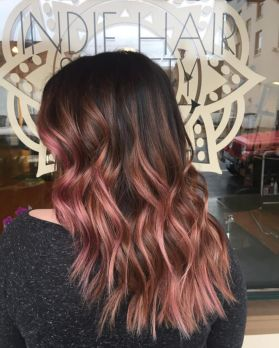 Trendy ombre hair coloring that must you try 12