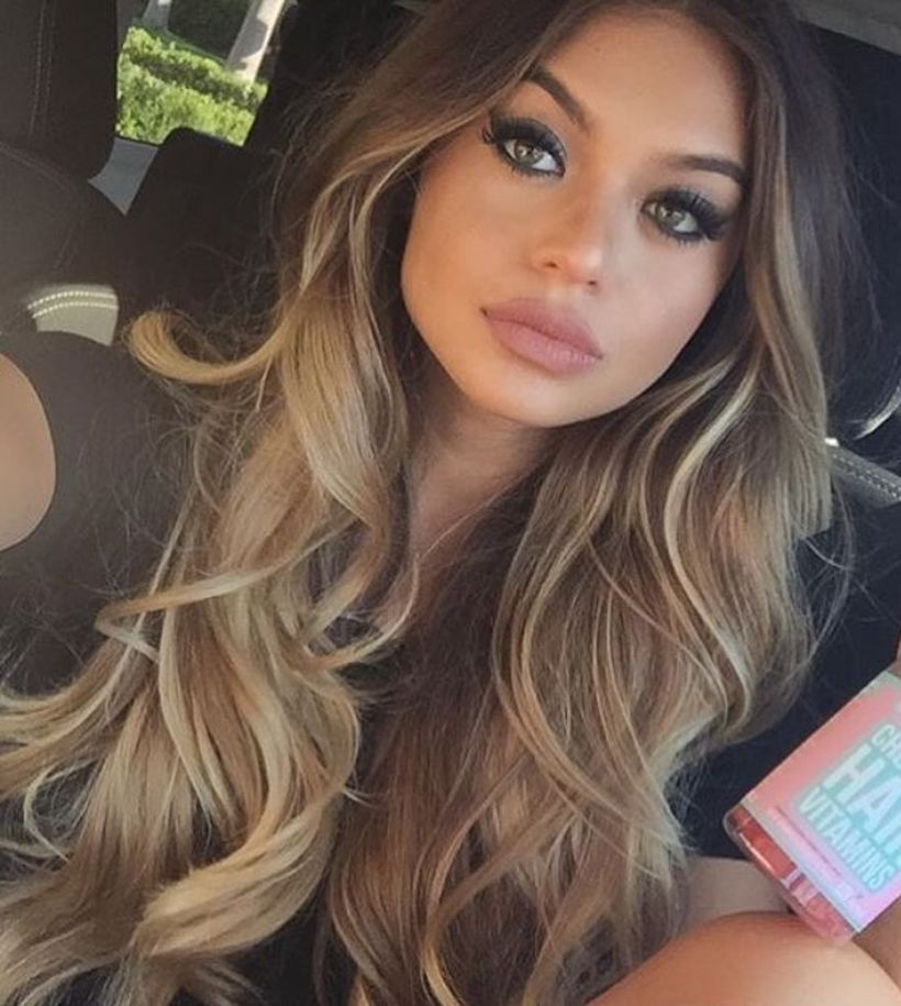 Trendy ombre hair coloring that must you try 17