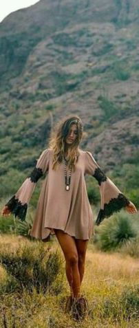 Vintage chic fashion outfits ideas 10