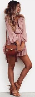 Vintage chic fashion outfits ideas 15