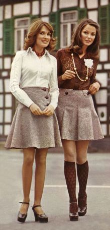 Vintage chic fashion outfits ideas 20