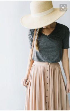 Vintage chic fashion outfits ideas 81