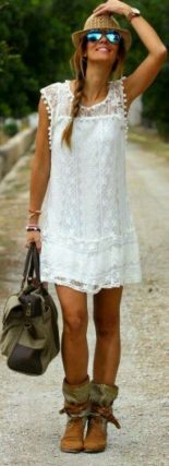 Vintage chic fashion outfits ideas 96