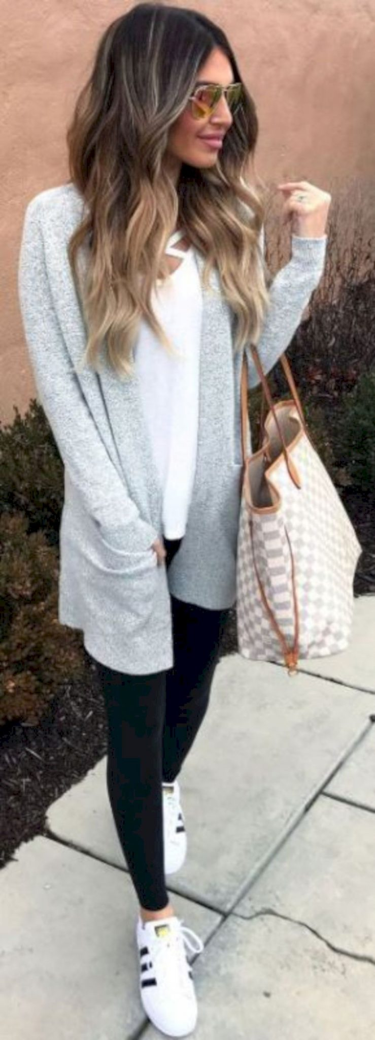 Cardigan outfit 10