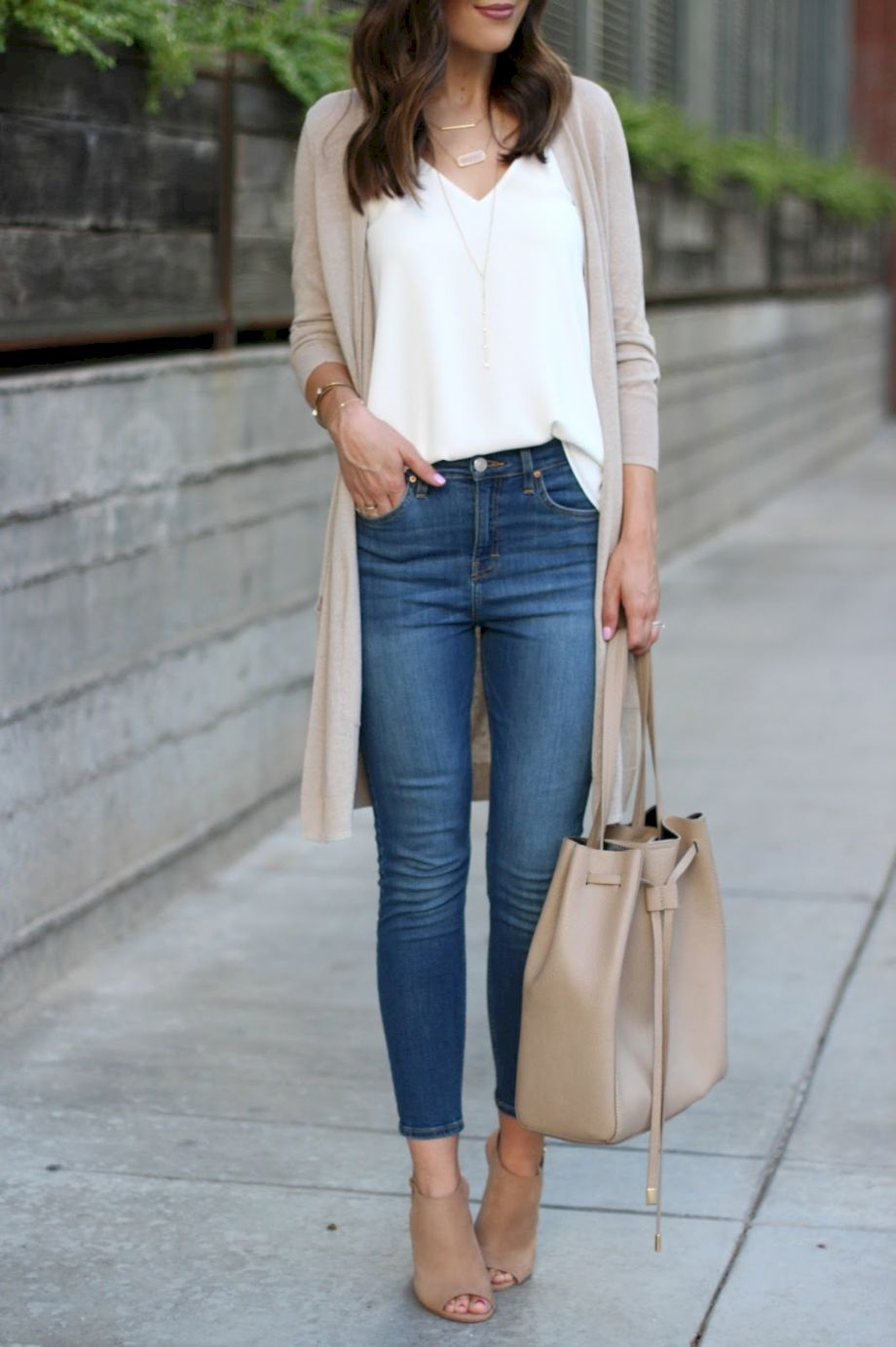 Cardigan outfit 14