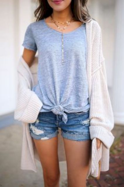 Cardigan outfit 25