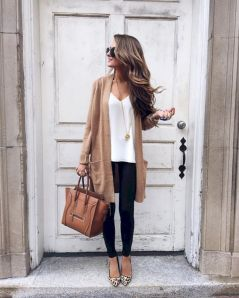 Cardigan outfit 37