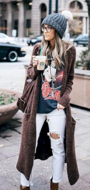 Cardigan outfit 51
