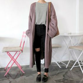 Cardigan outfit 55