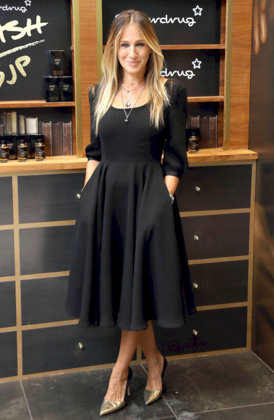Formal midi dresses outfits 08