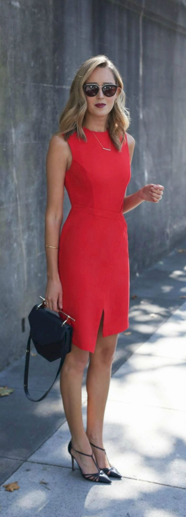 Formal midi dresses outfits 26
