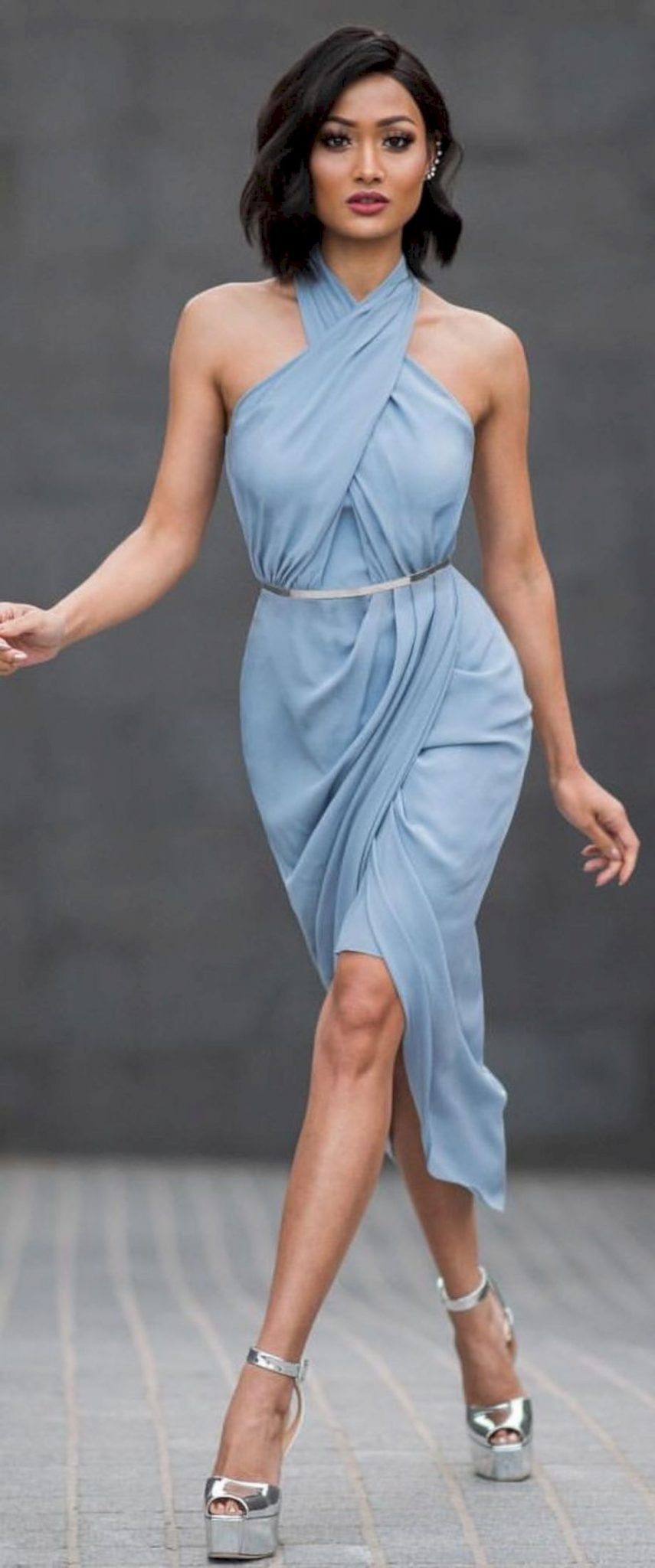 Formal midi dresses outfits 36