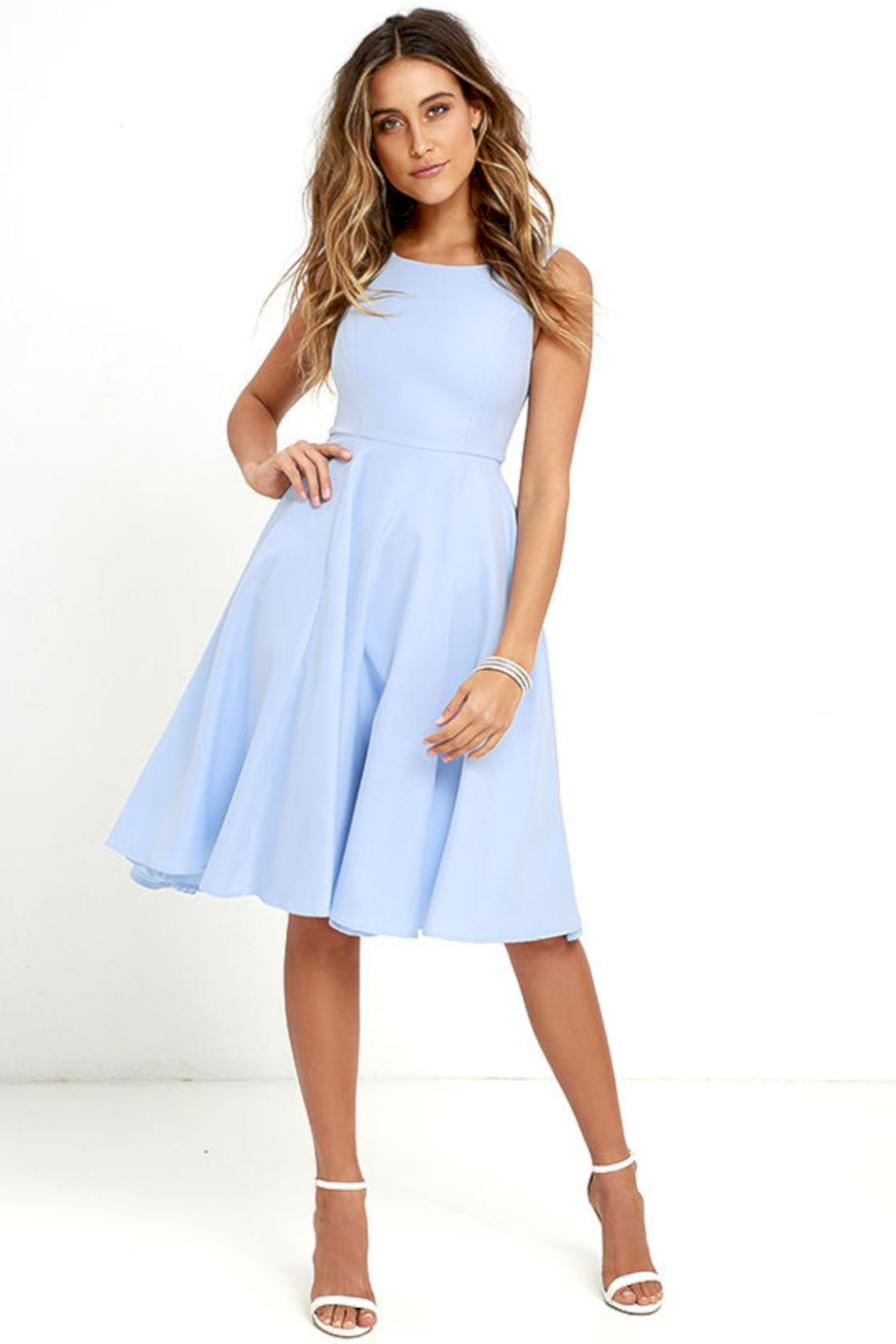 Formal midi dresses outfits 62