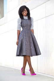 Formal midi dresses outfits 72