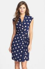 Polkadot short dress 12