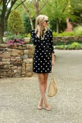 Polkadot short dress 24