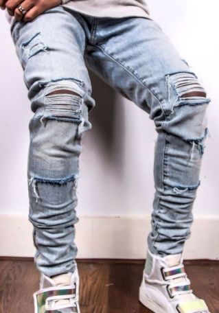 Ripped jeans for men 01