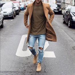 Ripped jeans for men 27