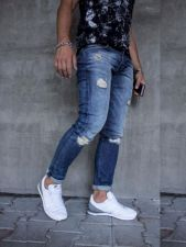 Ripped jeans for men 48