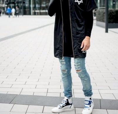 Ripped jeans for men 55