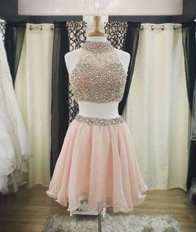 Two pieces dress that make you look fabulous 13