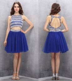 Two pieces dress that make you look fabulous 15