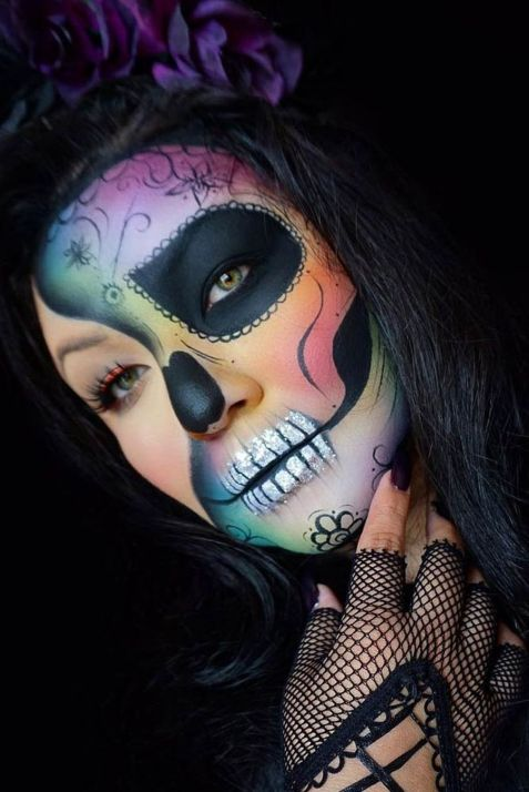 Expert halloween makeup gallery 17