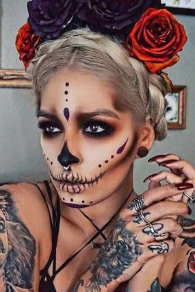 Expert halloween makeup gallery 28