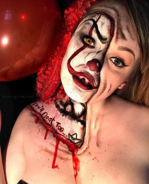 Expert halloween makeup gallery 31
