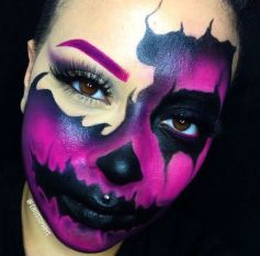 Expert halloween makeup gallery 9